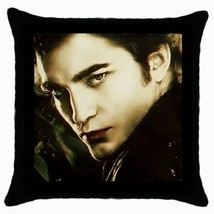 Throw Pillow Case Decorative Cushion Cover Twilight Edward Gift model 17... - £12.71 GBP