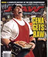 JOHN CENA, Greatest WWE Names in History  WWE July 2005 - $4.95