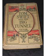 1916 Tom Swift and his Big Tunnel Victor Appleton - $9.99