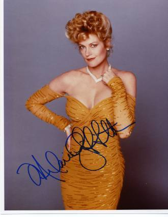 Melanie Griffith Autographed Photo REALLY Hand Signed  Actress Working Girl