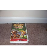 SCOOBY DOO AND THE RELUCTANT WEREWOLF VHS in Clamshell Case  - $9.99
