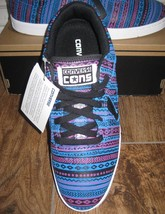 New Converse 146447C Ka Ii Ox 2 Cosmos Shoes Mens Sz 8 Kenny Anderson Skate Blue - $42.08