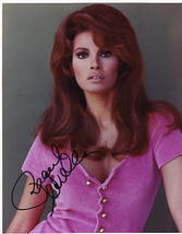 Raquel Welch hand signed sexy autographed photo beautiful - $39.95