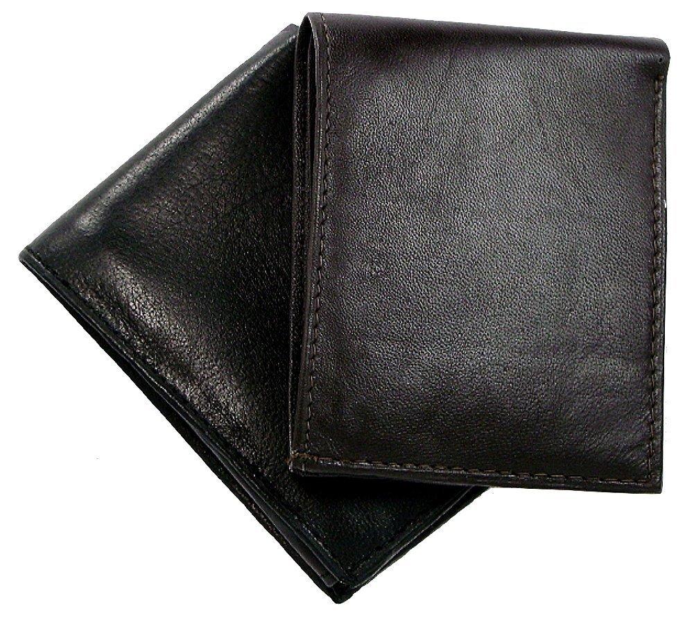 Genuine Leather Marshal Bifold Men's Wallet