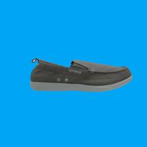 CROCS Walu Men's Cushioned Loafer Slip On Size 15  - $56.09