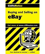 CliffsNotes Buying and Selling on eBay Holden, Greg - $6.46