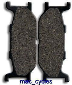 Yamaha Disc Brake Pads YP400 2004-2009 Front (1 set)