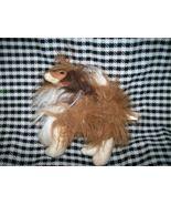 """1995 Mattel 5"""" Plush GOLDIE Barbie Barking Collie Puppy Dog Toy - $12.99"""