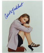 Calista Flockhart hand signed sexy Ally McBeal photo so hot - $45.00