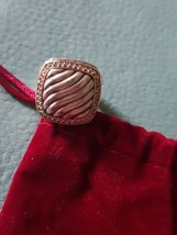 David Yurman Albion 14mm Sculpted Diamond Ring - $559.00