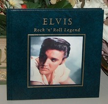 Elvis Rock and Roll Legend by Susan Doll - $20.00