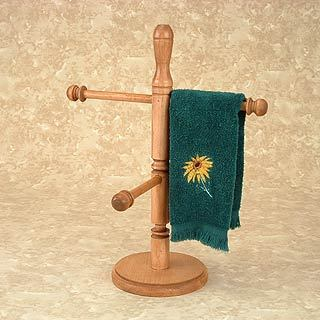 Counter -Towel - Washcloth Holder
