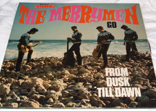 Primary image for The Merrymen Go Barbados From Dusk till Dawn  Vinyl LP 33 1/3 Gatefold Jacket