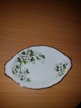 Royal Albert oval tray Dogwood - $34.44