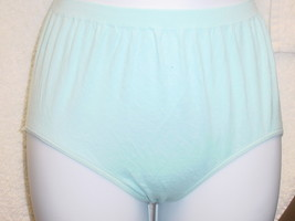 Jockey Seamfree Panty 6/Medium Light Blue SP-Slightly Imperfect Lot of 2... - $13.99