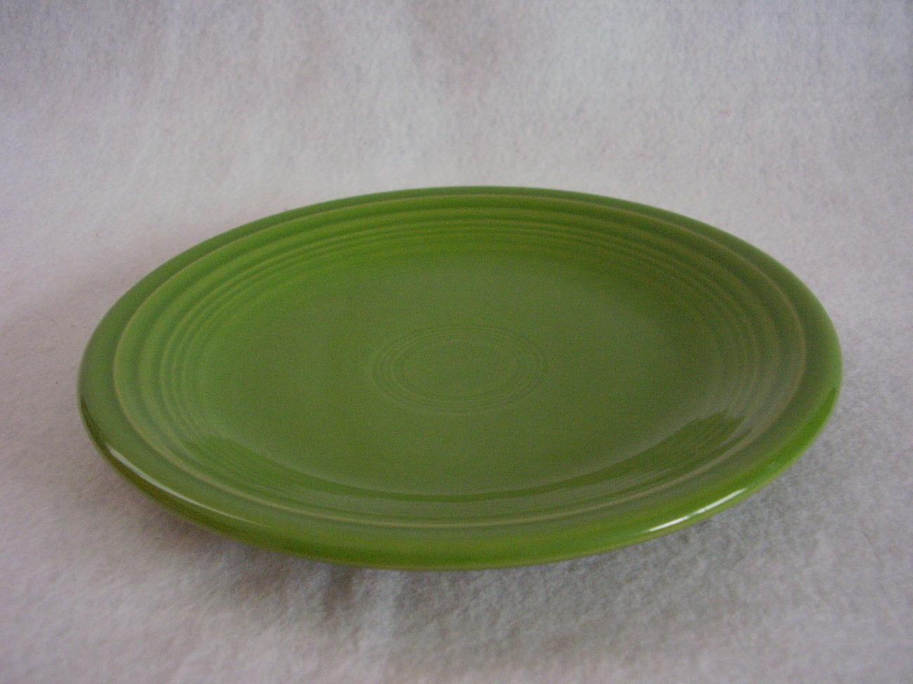 Fiestaware Contemporary Shamrock Salad Plate  S