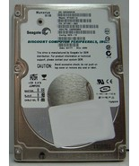 "20GB IDE 2.5"" Drive Seagate ST92011A Tested Good Free USA Ship Our Drive... - $19.49"