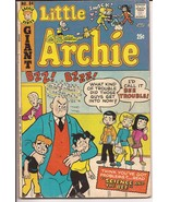 Archie Comics Little Archie Lot Issues #128,179 Giant #84, 596 Jughead V... - $3.95