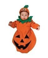 Baby Pumpkin Costume Size 0-9 months - $20.00