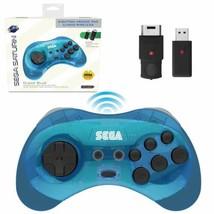 Retro-Bit Sega Saturn 2.4 GHz Wireless Controller 8-Button Arcade Pad Cl... - $34.29
