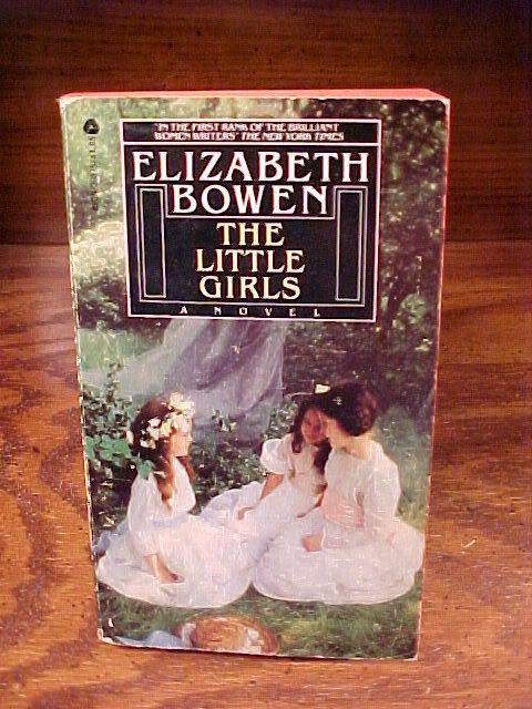 Lot of 3 Elizabeth Bowen PB Books, The Little Girls, paperbacks