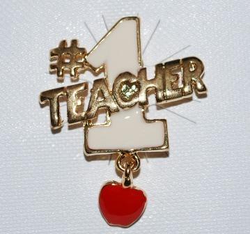 Brooch    1teacher