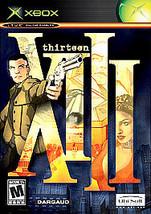 XIII (Xbox, 2003) - $14.99