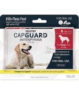 Sentry CapGuard (nitenpyram) for Dogs (Over 25 ... - $14.95