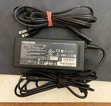 Genuine Toshiba F45 L870D C650 L505 L730 L755 90W AC Power Adapter PA3716U-1ACA - $9.95