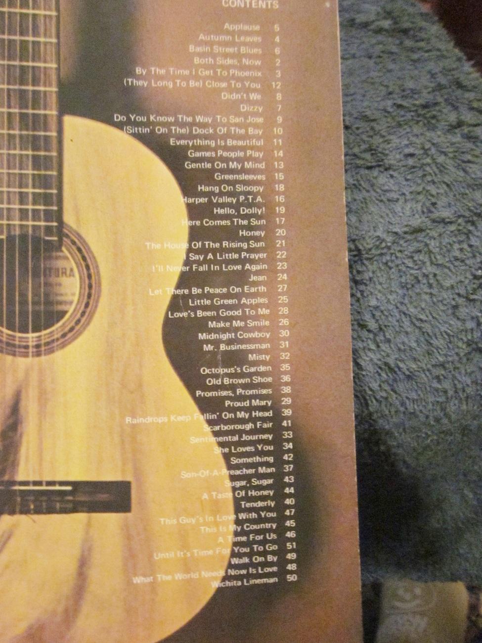 Hansen's 50 Sensational Songs For Guitar