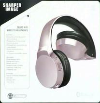 Sharper Image Bluetooth Wireless Headphones image 2