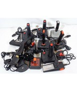 Lot 13 Atari 2600 Joystick Controllers Suncom Slik Stik Non-Working Part... - $54.44
