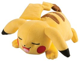 8.5 Inch Officially Licensed Resting Pikachu Pokemon Plush with Tags - $24.95