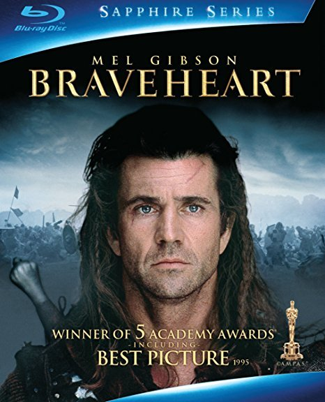 Braveheart (Blu-ray Disc, 2009, 2-Disc Set, Sapphire Edition)