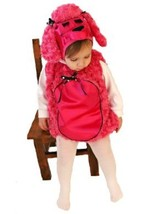 Pink Poodle Dog Costume 6-18 months - £15.81 GBP