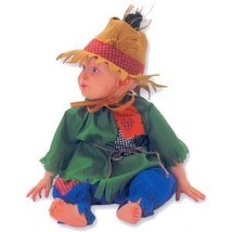 Scarecrow Costume 6-18 months - £15.81 GBP
