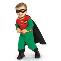 Teen Titans Robin Costume Size 0-9 months - £15.81 GBP
