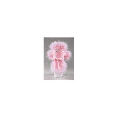 DOG East Side Collection Puttin On The Glitz Sweater Pink SMALL