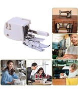 Presser Feet Domestic Electric Sewing Machine Snap Edge Stitch Ditch Foo... - $13.09