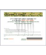 Mama's Stuff $50.00 Gift Certificate - $50.00