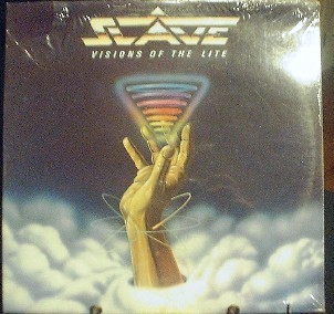 Slave - Visions of the Lite - Cotillon 90024-1 - SEALED