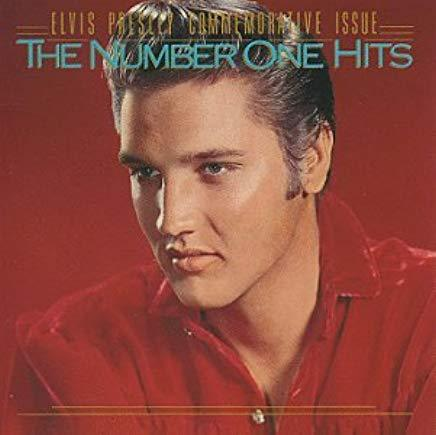 The Number One Hits Commemorative Issue by Elvis Presley Cd