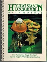 Holiday season cookbook with menus: From Thanksgiving through New Year's : favor image 2