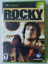 Rocky: Legends (Microsoft Xbox, 2004) COMPLETE working - $11.75