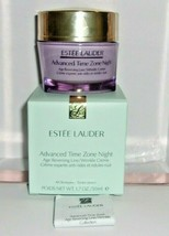 Estee Lauder Advanced Time Zone Night Age Reversing Line/Wrinkle Creme 1... - $50.00