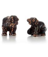 Royal Copenhagen figurines, set of two elephants, Grade A. Royal Copenhagen - $100.00