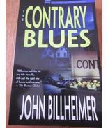 Contrary Blues Mystery Novel by John Billheimer - $8.59