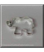 "3"" Elephant Metal Cookie Cutter #NA6002 - $1.75"
