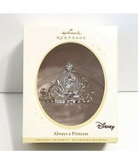 Hallmark Keepsake Ornament 2006 Disney Always a Princess Tiara Swarovski... - $24.95