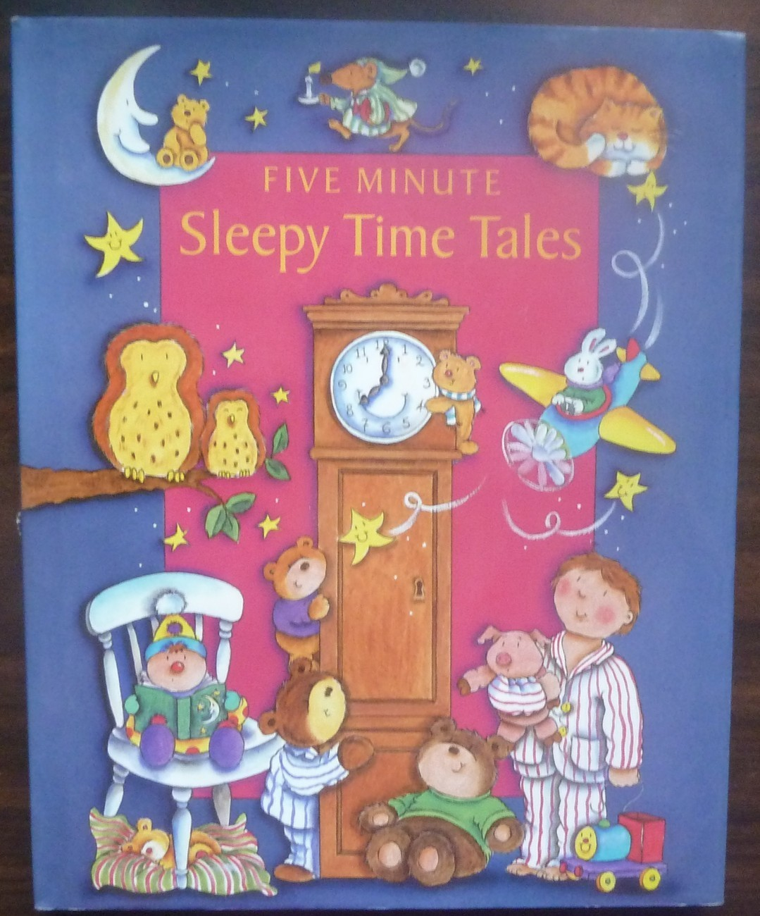 Five Minute Sleepy Time Tales